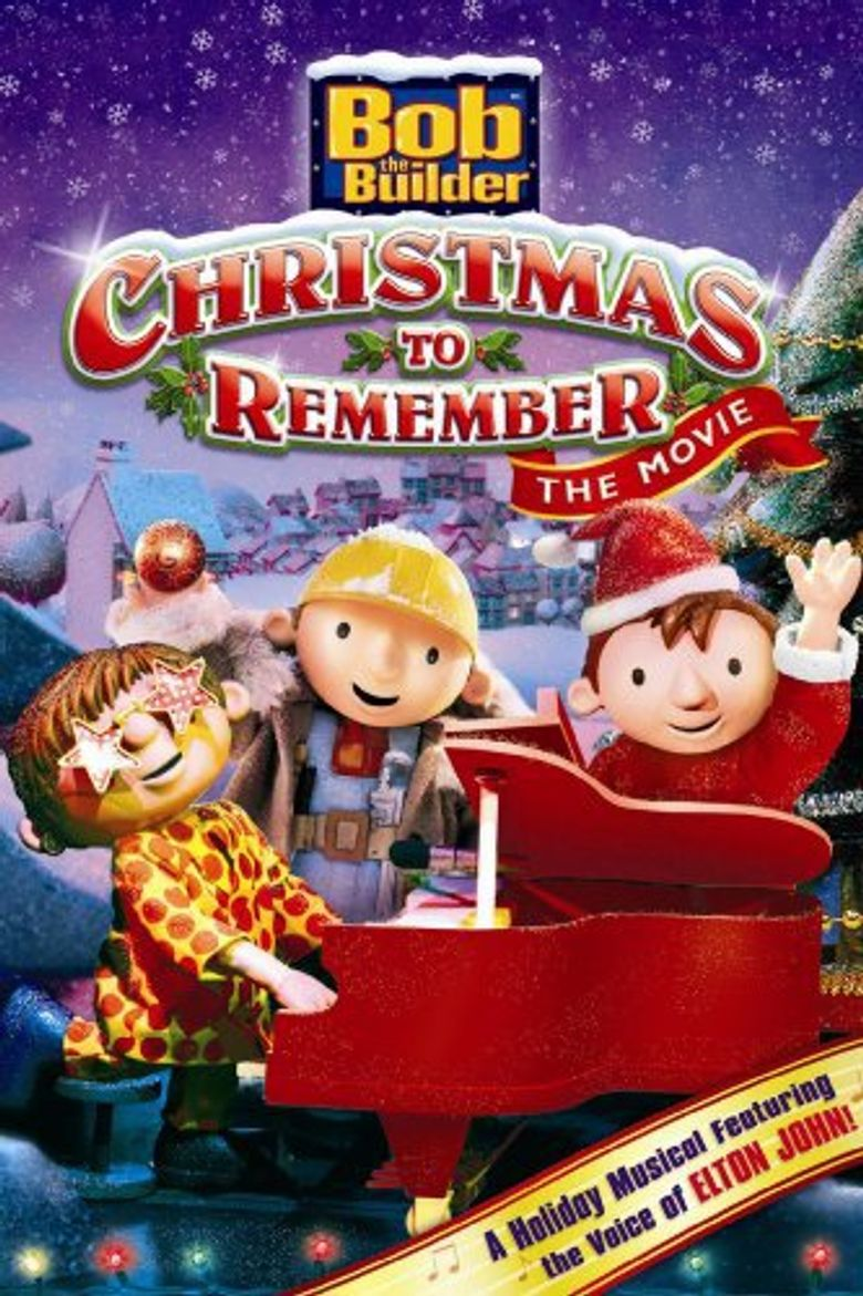 Bob the Builder: A Christmas to Remember Poster