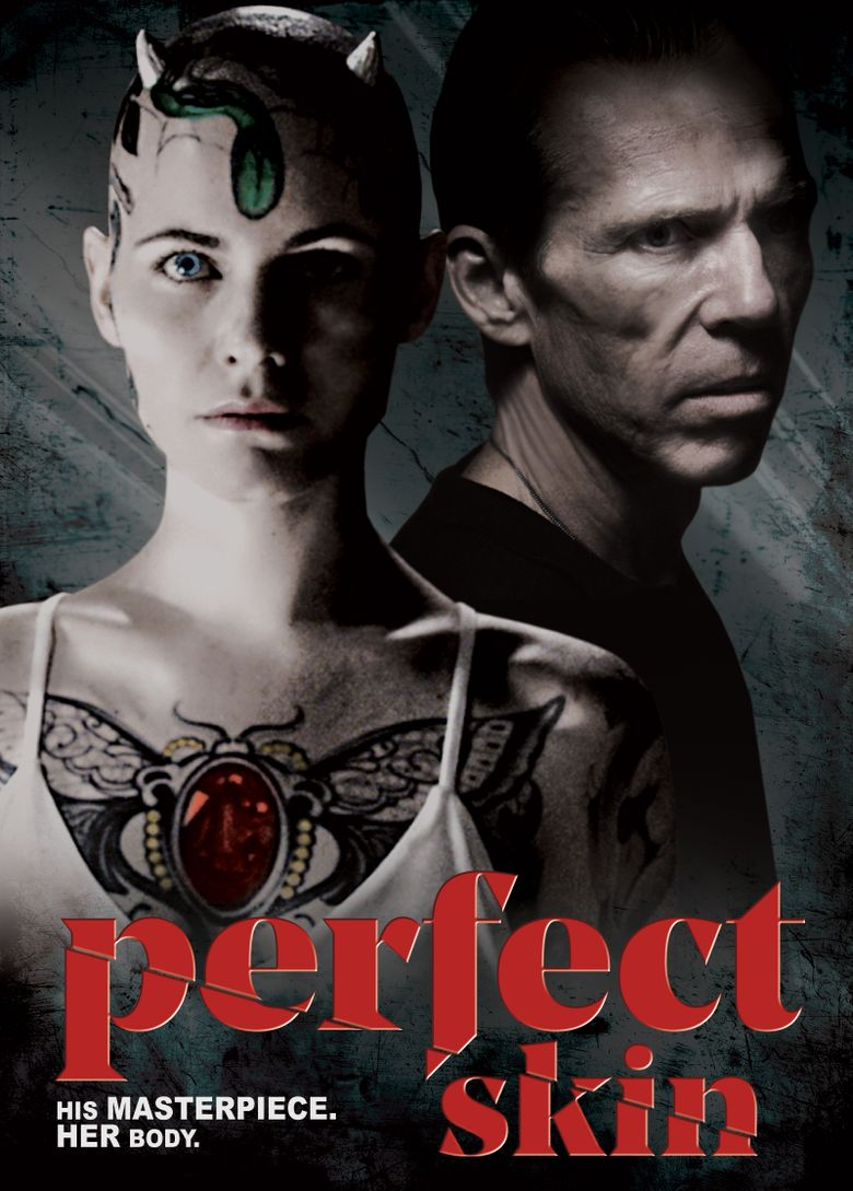 Perfect Skin Poster