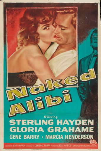 Naked Alibi Poster