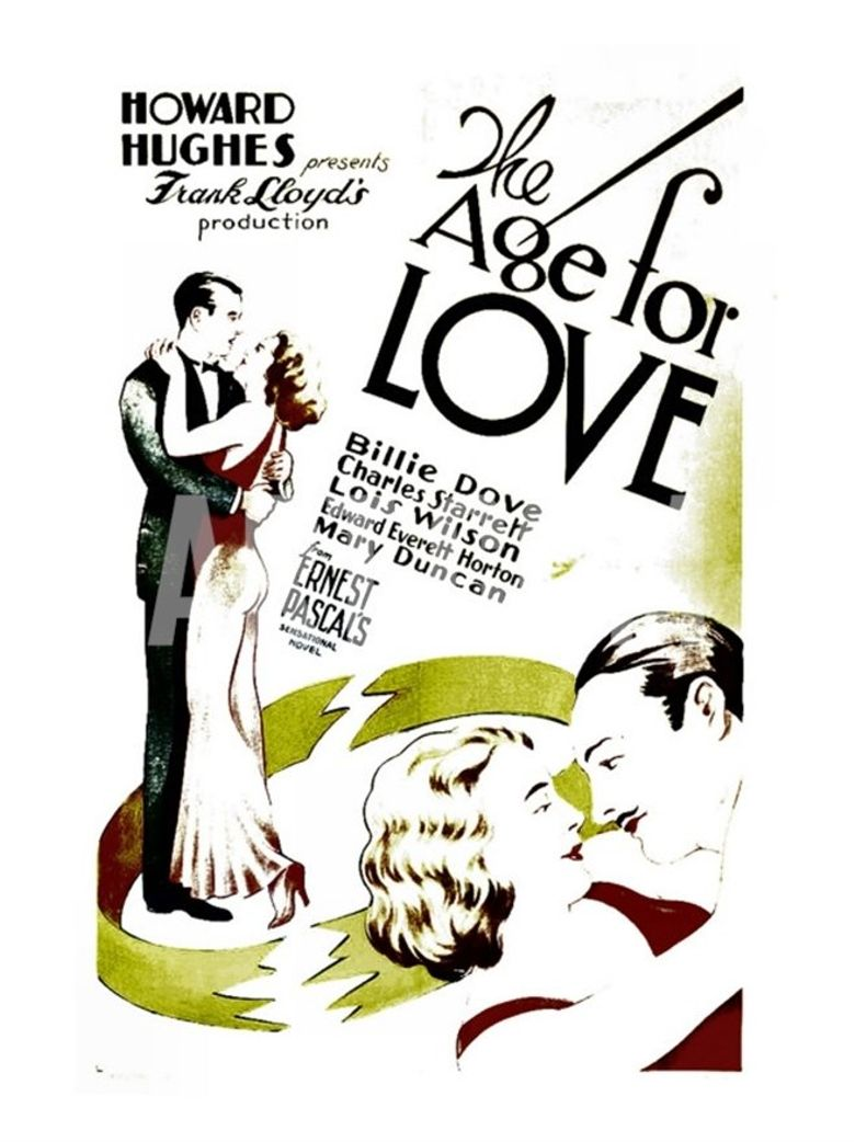 The Age for Love Poster