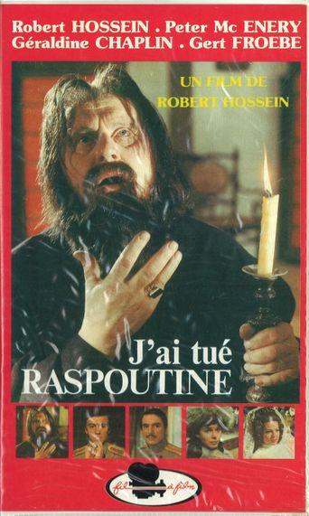 I Killed Rasputin Poster
