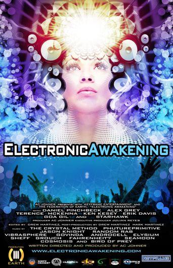 Electronic Awakening Poster