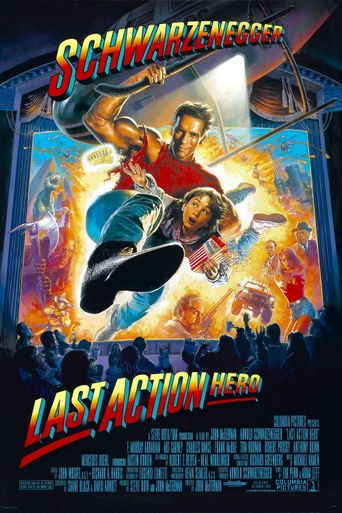 Watch Last Action Hero