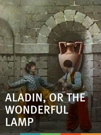 Watch Aladdin and His Wonder Lamp