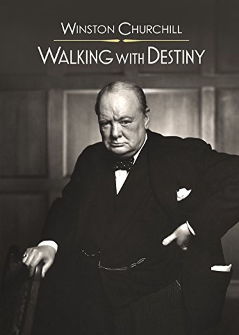 Winston Churchill: Walking with Destiny Poster
