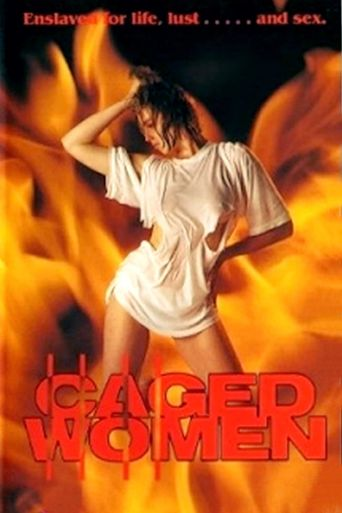 Caged Women in Purgatory Poster