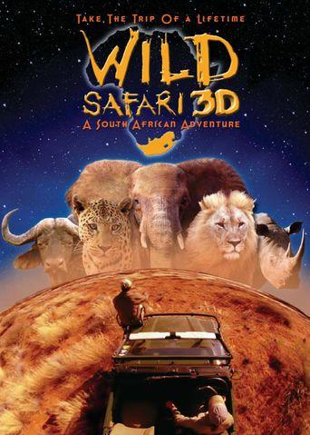 Wild Safari 3D: A South African Adventure Poster