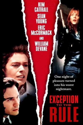 Exception to the Rule Poster