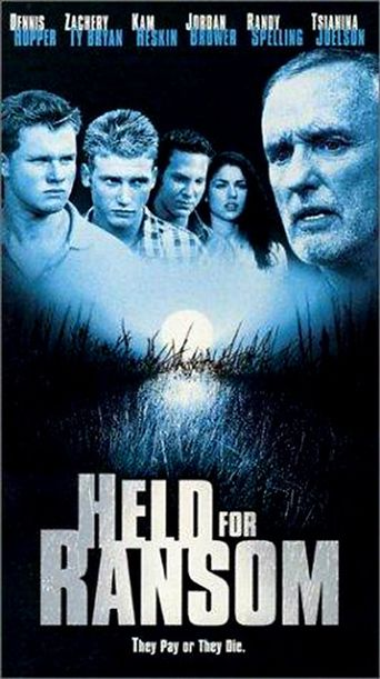 Held for Ransom Poster