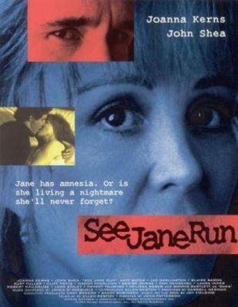 See Jane Run Poster