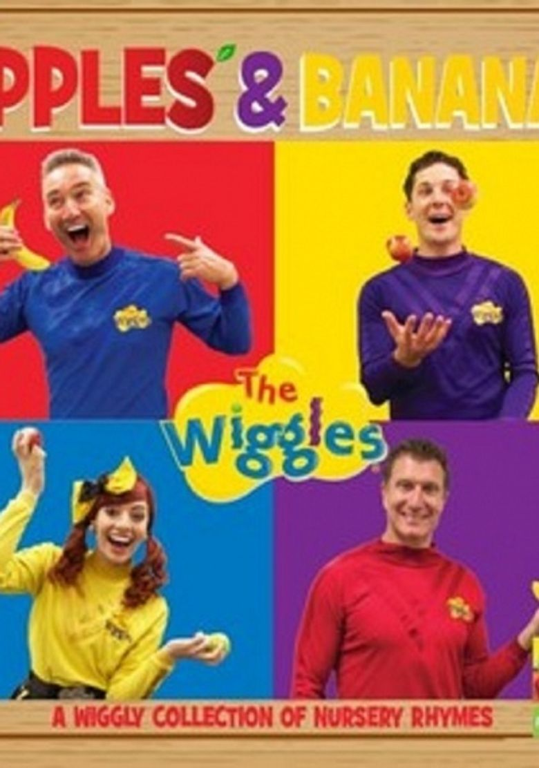 The Wiggles - Apples and Bananas Poster