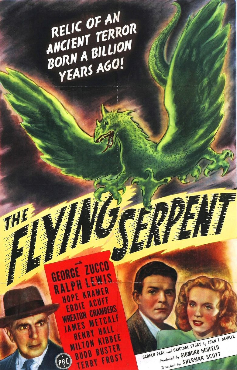 Watch The Flying Serpent