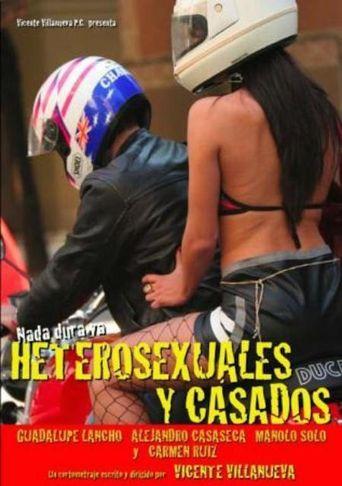 Heterosexuales y casados Poster