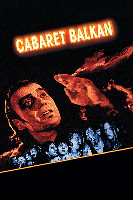 Cabaret Balkan Poster