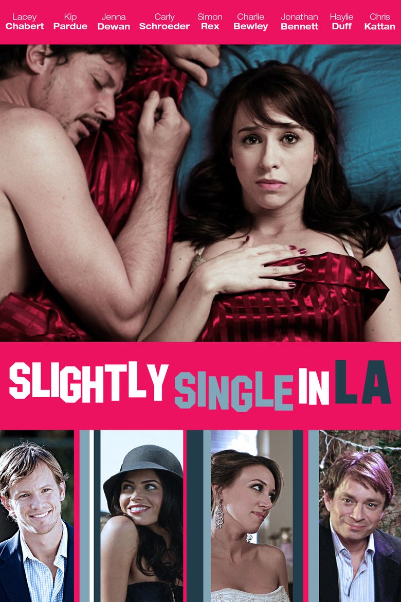 Slightly Single in L.A. Poster