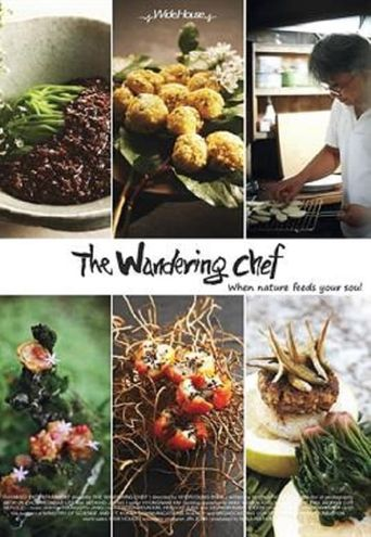 The Wandering Chef Poster
