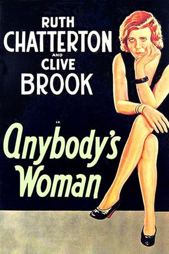 Anybody's Woman Poster