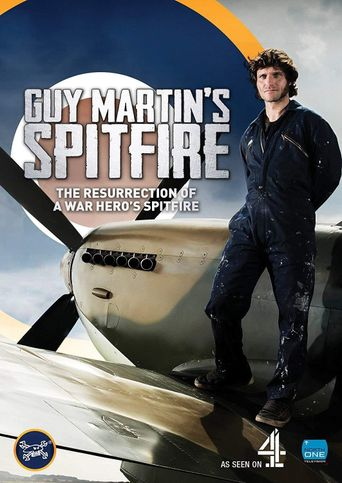 Watch Guy Martin's Spitfire