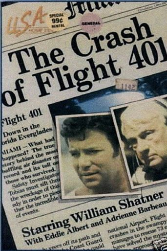 The Crash of Flight 401 Poster
