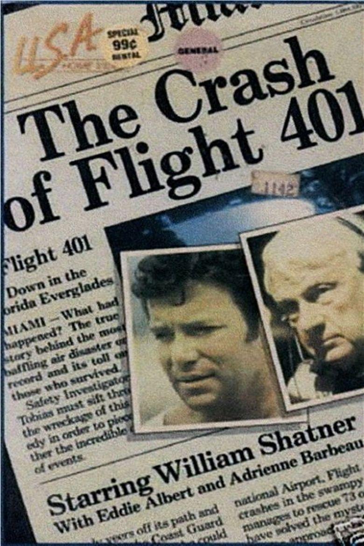 The Crash of Flight 401 Poster