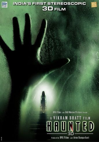 Haunted Poster