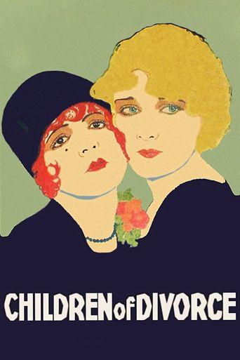 Children of Divorce Poster