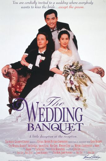 The Wedding Banquet Poster