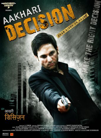 Aakhari Decision Poster