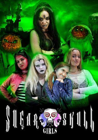 Sugar Skull Girls Poster