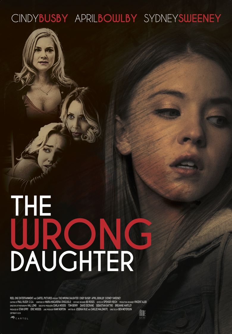 The Wrong Daughter Poster