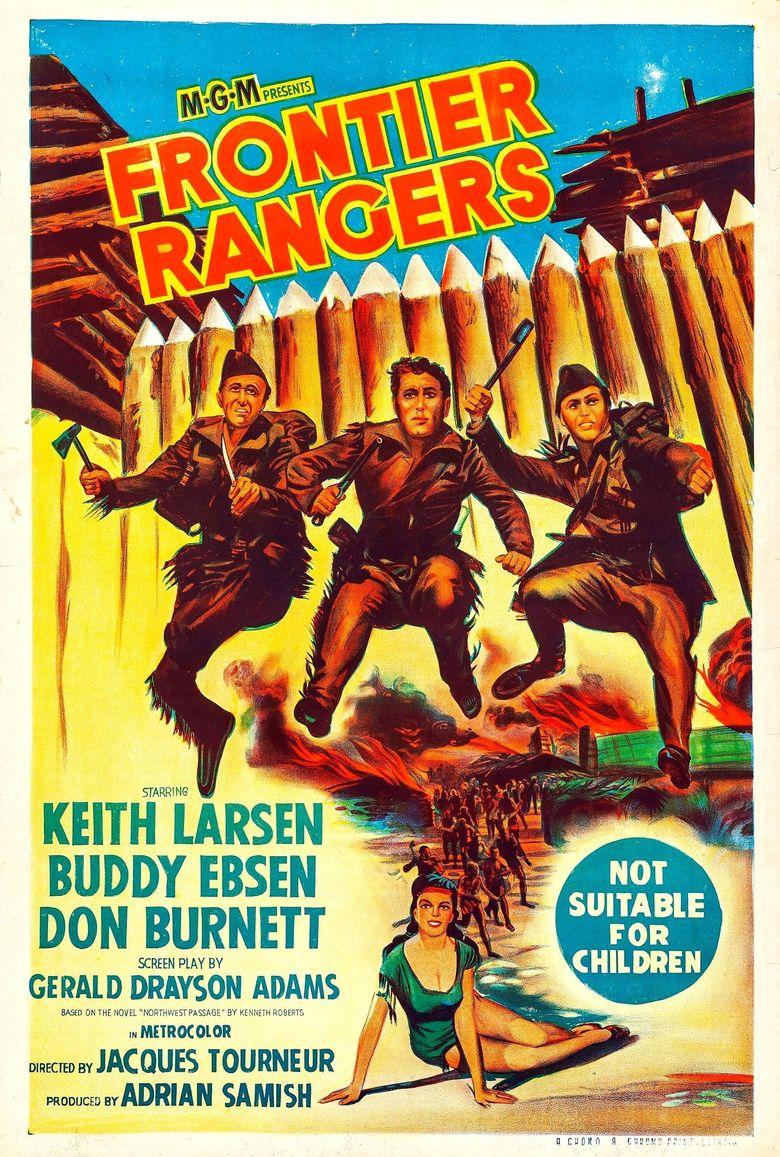 Frontier Rangers Poster