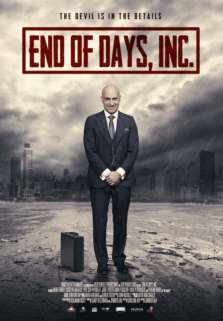End of Days, Inc. Poster