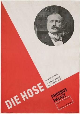 Die Hose Poster