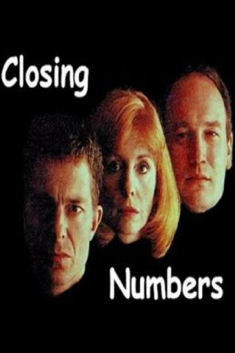 Closing Numbers Poster