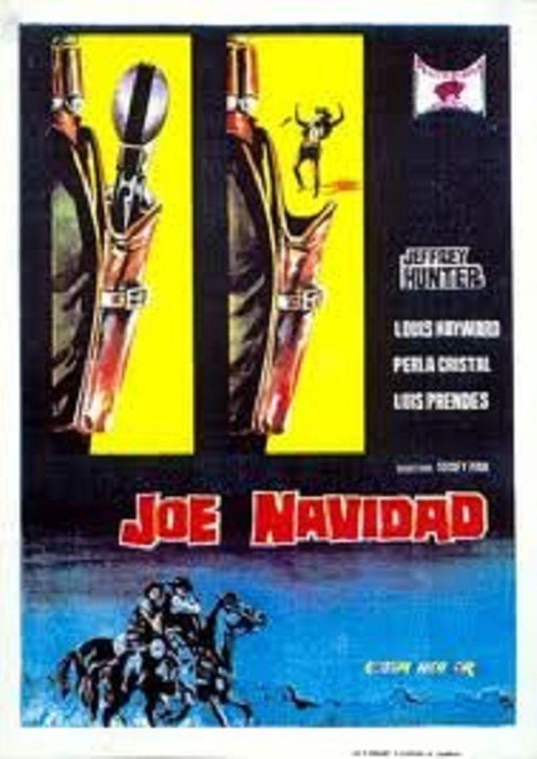 Joe Navidad Poster