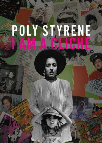 Poly Styrene: I am a Cliché Poster