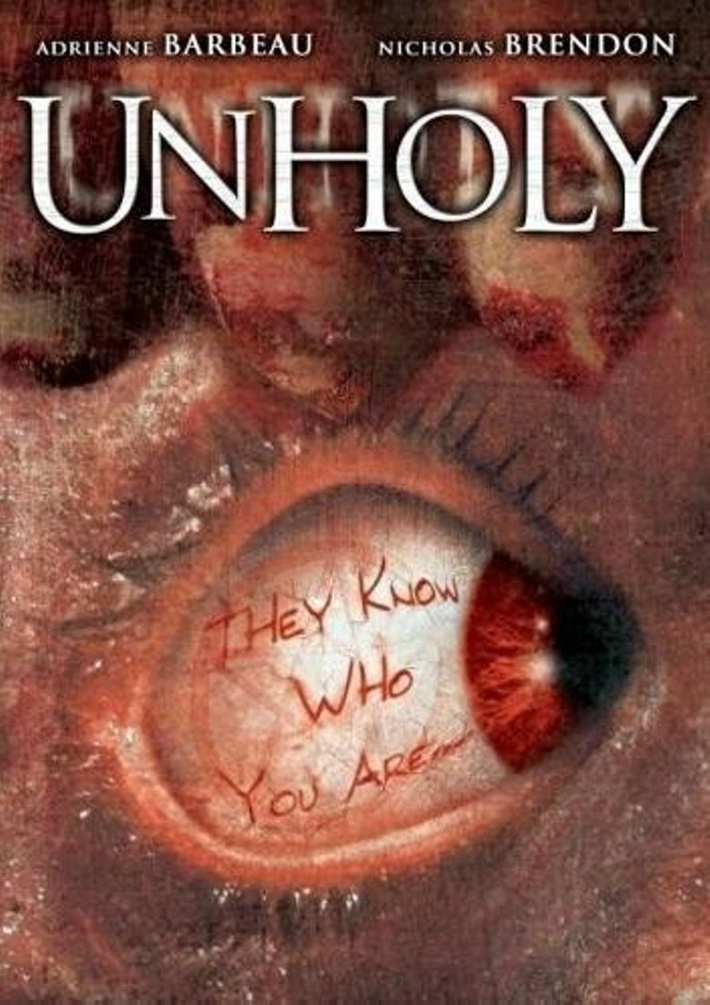 Unholy Poster
