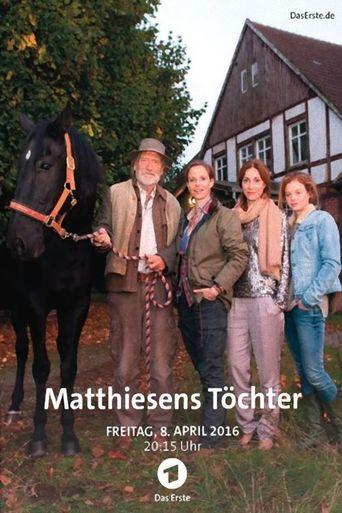 Matthiesens Töchter Poster
