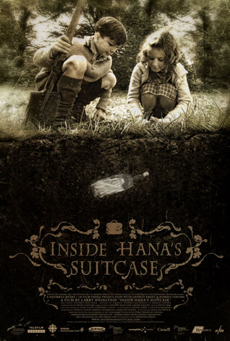 Inside Hana's Suitcase Poster