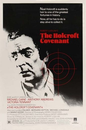 The Holcroft Covenant Poster
