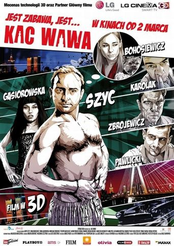 Kac Wawa Poster