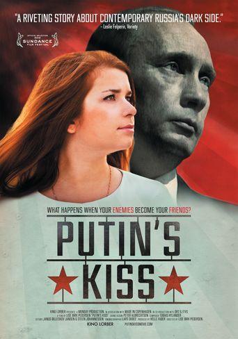 Putin's Kiss Poster