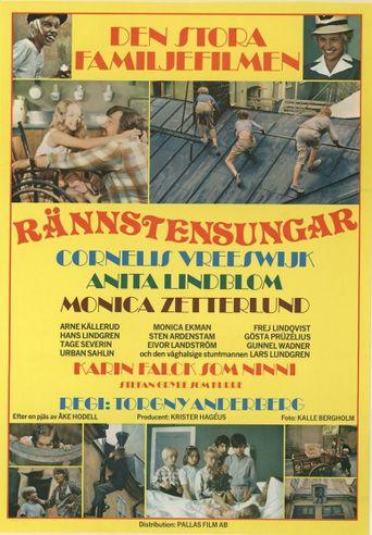 Guttersnipes Poster