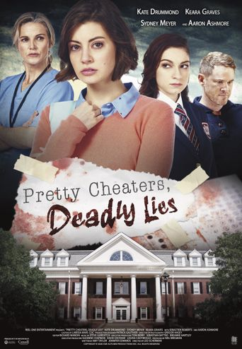 Pretty Cheaters, Deadly Lies Poster