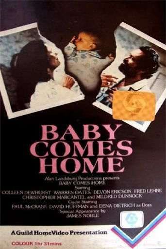 Baby Comes Home Poster