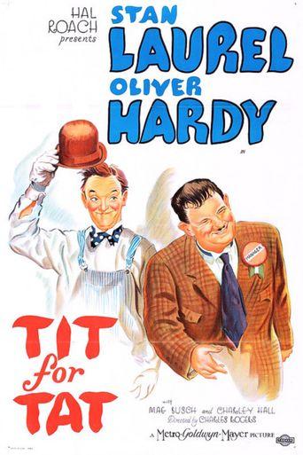 Tit for Tat Poster