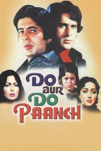 Do Aur Do Paanch Poster