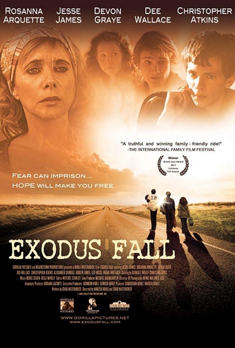 Exodus Fall Poster
