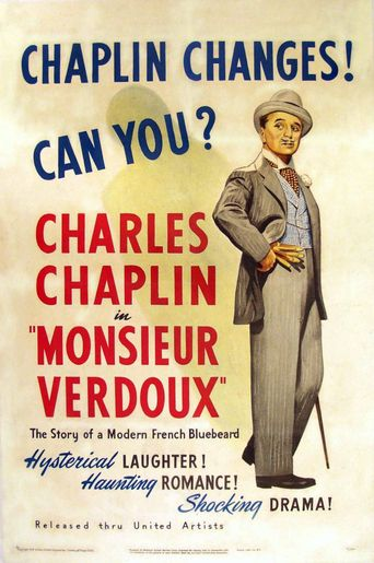 Watch Monsieur Verdoux