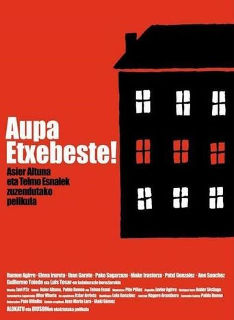 Aupa Etxebeste! Poster